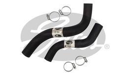 Gates Radiator Hose Kit (Pair) 08-0011