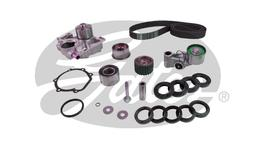 Gates Water Pump & Timing Belt Kit TCKHWP304