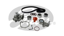 Gates Water Pump & Timing Belt Kit TCKHWPT304