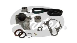 Gates Water Pump & Timing Belt Kit TCKWP087