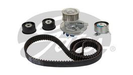 Gates Water Pump & Timing Belt Kit TCKWP1566