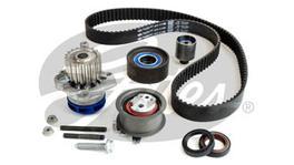 Gates Water Pump & Timing Belt Kit TCKWP1604-1