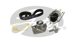 Gates Water Pump & Timing Belt Kit TCKWP1634