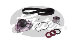 Gates Water Pump & Timing Belt Kit TCKWP184