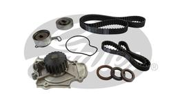 Gates Water Pump & Timing Belt Kit TCKWP187