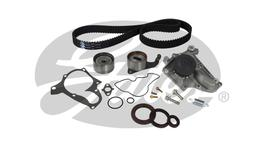Gates Water Pump & Timing Belt Kit TCKWP199