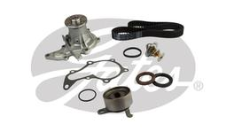 Gates Water Pump & Timing Belt Kit TCKWP236