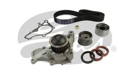 Gates Water Pump & Timing Belt Kit TCKWP935
