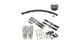 Drivetech 4x4 Enduro Nitro Gas Lift Kit fits Holden Colorado RG & Isuzu Dmax TFII (2012-16) - DTSK-HOL03H