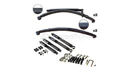 Drivetech 4x4 Enduro Nitro Gas Lift Kit fits Toyota 4 Runner LN60,YN60 & Hilux LN106,LN65,RN105,YN65,YN76 - DTSK-TOY01H 263587
