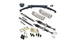 Drivetech 4x4 Enduro Nitro Gas Lift Kit fits Toyota Hilux GGN25,KUN26 (2005-15) - DTSK-TOY03JH 263580
