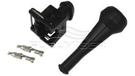 Fuelmiser 2 Pin Terminal Pin & Boot Kit EC-1330