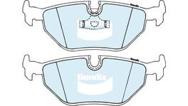 Bendix EURO Brake Pad Set Rear DB1132 EURO+ 73119
