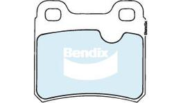 Bendix EURO Brake Pad Set Rear DB1229 EURO+ 72001