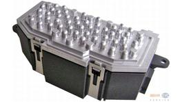 Hella AC Blower Motor Resistor 5HL 351 321-681 fits Volkswagen Golf V