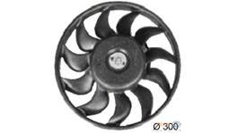 Hella Radiator Fan 8EW 351 038-371 fits Audi A4 (B6)