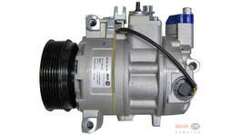 Hella AC Compressor 8FK 351 110-881 fits Audi A4/A6