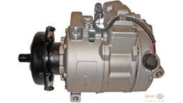 Hella AC Compressor 8FK 351 110-911 fits Volkswagen Touareg/T5/Phaeton