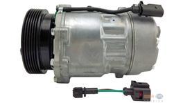 Hella AC Compressor 8FK 351 125-751 fits Volkswagen Golf Mk4/Audi A3