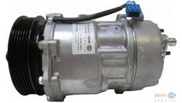 Hella AC Compressor 8FK 351 127-431 fits Volkswagen Transporter T4