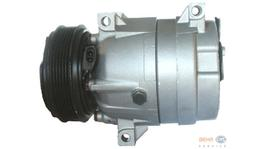 Hella AC Compressor 8FK 351 134-621 fits Renault Master 2.5 DCI 2003-On