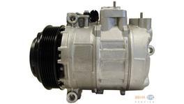 Hella AC Compressor 8FK 351 175-511 fits Mercedes-Benz C & E-Class (W202)
