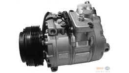 Hella AC Compressor 8FK 351 176-501 fits BMW 3 Series (E46)