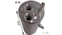 Hella AC Receiver Drier 8FT 351 192-421 fits Ford Transit 2000