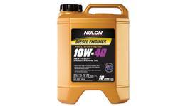 Nulon 10W40 Engine Oil Full Synthetic Heavy Duty Diesel 10L
