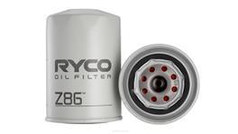 Ryco Oil Filter Z86