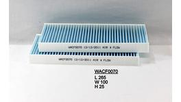 Wesfil Cabin Air Pollen Filter WACF0070