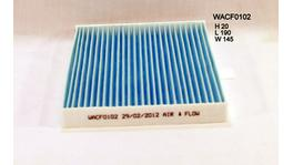 Wesfil Cabin Air Pollen Filter WACF0102