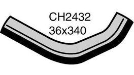 Mackay Top Radiator Hose CH2432