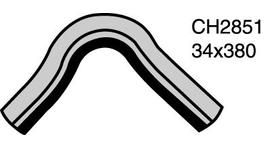 Mackay Top Radiator Hose CH2851