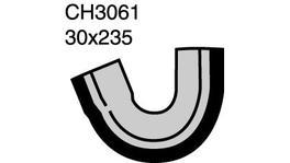 Mackay Bypass Heater Hose CH3061