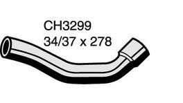 Mackay Top Radiator Hose CH3299