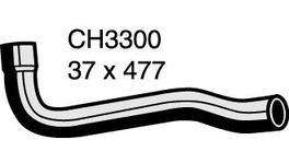 Mackay Bottom Radiator Hose CH3300