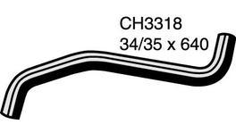Mackay Top Radiator Hose CH3318