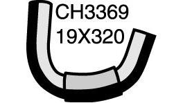 Mackay Bypass Heater Hose CH3369