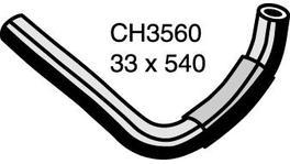 Mackay Bottom Radiator Hose CH3560