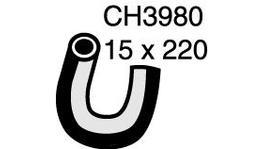 Mackay Oil Cooler Hose CH3980