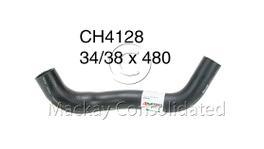Mackay Bottom Radiator Hose CH4128