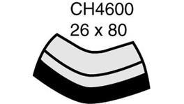 Mackay Bypass Heater Hose CH4600