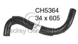 Mackay Bottom Radiator Hose CH5364