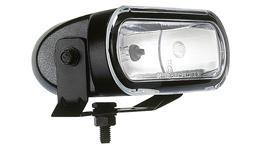HELLA Comet FF 75 Fog Light 12V Black 1323