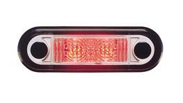 HELLA LED Rear Lamp Red 4 Pack 2308BULK