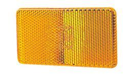 HELLA Reflector 105mmx55mm Amber 2925