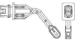 HELLA Evap Temp Sensor 6ZT 351 080-101