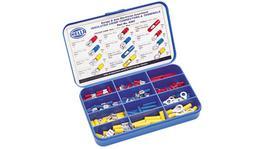 HELLA Assortment Terminal Kit 173 Pack 8282