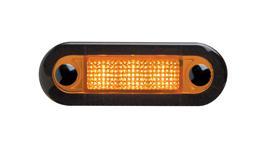 HELLA LED Interior Light 24V Amber 95951053
